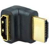 Calrad Electronics R/A HDMI Couppler 90 Degree