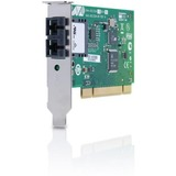Allied Telesis 100Mbps Fast Ethernet Dual Fiber Network Interface Card