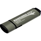 Kanguru SS3 USB3.0 Flash Drive with Physical Write Protect Switch, 16G