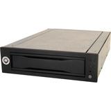CRU Data Express DX115 DC Drive Enclosure - Black