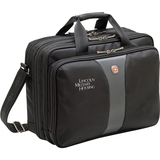 "Wenger LEGACY Carrying Case for 16"" Notebook - Black, Gray"