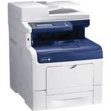 Xerox WorkCentre 6605DN Laser Multifunction Printer - Color - Plain Paper Print - Desktop