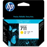 HP 711 29-ml Yellow Designjet Ink Cartridge (CZ132A) for HP DesignJet T120 24-in Printer HP DesignJet T520 24-in Printer HP DesignJet T520 36-in PrinterHP DesignJet printheads help you respond quickly by providing quality speed and easy hassle-free p