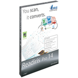 I.R.I.S. Readiris v.14.0 Pro - Complete Product - 1 User