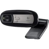 Logitech C170 Webcam - 0.3 Megapixel - 30 fps - USB 2.0