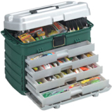 Plano Molding 758 4-Drawer Tackle Box