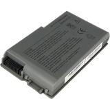 6-Cell 49Whr Li-Ion Laptop Battery for DELL Inspiron 500m, 510m, 600m; Latitude D500, D505, D510, D520, D530, D600, D610; Precision M20