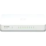 D-Link GO-SW-8G 8-Port Gigabit Unmanaged Desktop Switch