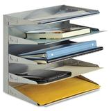 MMF 5 -Tier Letter-Size Horizontal Organizer