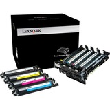 Lexmark 700Z5 Black and color Imaging Kit