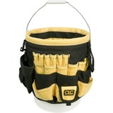 61PKT BUCKET TOOL BAG