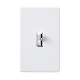 WHT TOGGLE DIMMER 3WY PRESET