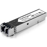 StarTech.com Cisco Compatible Gigabit Fiber SFP Transceiver Module MM LC w/ DDM - 550m (Mini-GBIC)