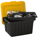 Homz DuraBILT Tote Locker with Tray