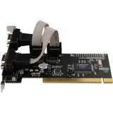 Rosewill Dual Serial Ports PCI Card Model RC-301