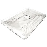 MacBook Pro 15 Inch Lockable Security Case / Cover Clear