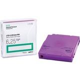 HPE LTO-6 Ultrium 6.25 TB BaFe RW Data Cartridge
