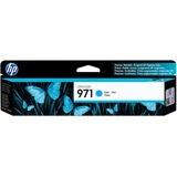 HP 971 | PageWide Cartridge | Cyan | Works with HP OfficeJet Pro X451, X476, X551, X576 | CN622AM