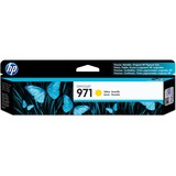 HP 971 | PageWide Cartridge | Yellow | Works with HP OfficeJet Pro X451, X476, X551, X576 | CN624AM