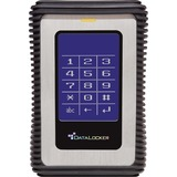 DataLocker DL3 1.5 TB Encrypted External Hard Drive with RFID Two-Factor Authentication