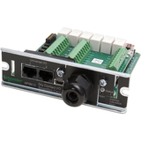 APC by Schneider Electric Dry Contact I/O SmartSlot Card - SmartSlot