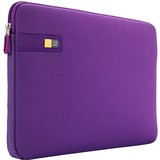 """Case Logic LAPS-113 Carrying Case (Sleeve) for 13.3"""" Notebook, MacBook - Purple"""