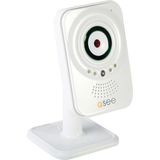Q-SEE Easy View Wi-Fi Indoor Wireless Security Camera with 2-Way Audio and 30 ft. Night Vision-QN6401X