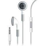 4XEM 4XEARPHONESWH EARPHONES W/ APPLE CONTROLLER