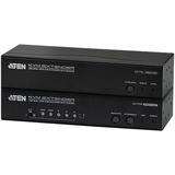 Aten USB Dual View KVM Extender with Deskew