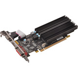 XFX Radeon HD 6450 Graphic Card - 625 MHz Core - 2 GB DDR3 SDRAM - PCI Express 2.1 - Low-profile - Single Slot Space Required