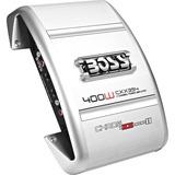 BOSS AUDIO CXX354 Chaos Exxtreme II 400-Watt Full Range, Class A/B 2 to 8 Ohm Stable 4 Channel Amplifier