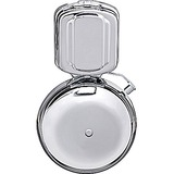 CHROME 4IN WIRED BELL
