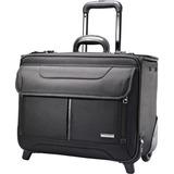 "Samsonite Beacon Carrying Case for 17"" Notebook, PDA, Cellular Phone, File Folder, Pen - Black"