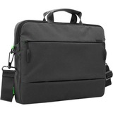 "Incase City Carrying Case (Briefcase) for 15"" MacBook Pro, iPhone - Black"