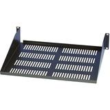 Tripp Lite Rack Enclosure Cantilever Mount Fixed Shelf Deep 2URM