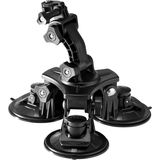 Veho Muvi 3 Cup Professional Suction Mount in Black