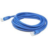 AddOn 20ft Blue Molded Snagless Cat6A Patch Cable