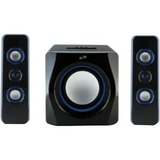 iLive IHB23B 2.1 Speaker System - 150 W RMS - Wireless Speaker(s) - Black, White