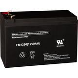 MarCum 12 Volt 9 Amp Replacement Battery
