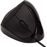 COMFI II WIRED ERGONOMIC COMPUTER MOUSE BLACK