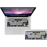 KB Covers Mac OS X Shortcuts Keyboard Cover