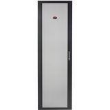 APC by Schneider Electric NetShelter SV 42U 600mm Wide Perforated Flat Door Black