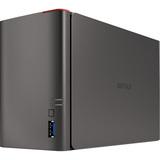 Buffalo LinkStation 421 2-Bay for NAS for Home/Home Office (LS421DE)
