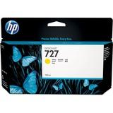 HP HEWB3P21A 727 Ink Cartridge, Yellow Standard Yield