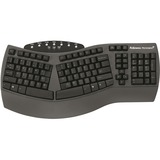 Fellowes Microban Split Design Keyboard