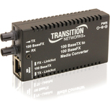 Transition Networks Mini Fast Ethernet Media Converter