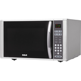RCA 1.1 Cu Ft Stainless Steel Design Microwave