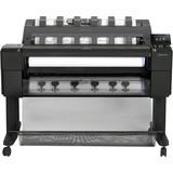 """HP Designjet T1500 PostScript Inkjet Large Format Printer - 35.98"""" Print Width - Color"""