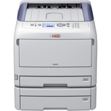 Oki C800 C831DN LED Printer - Color - 1200 x 600 dpi Print - Plain Paper Print - Desktop