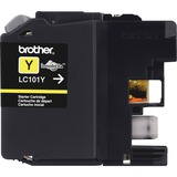 Brother Genuine Innobella LC101Y Yellow Ink Cartridge